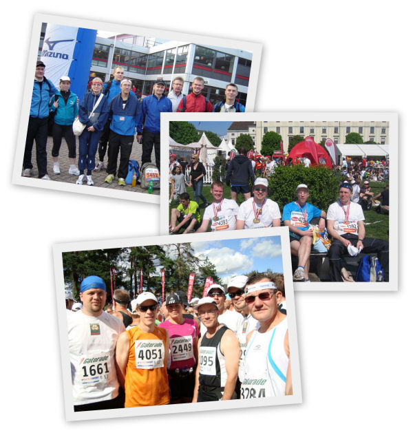 Maratonmatkoja